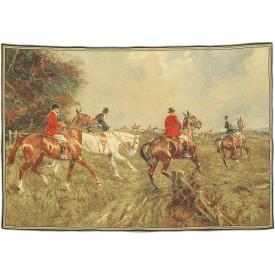 Гобелен Английская охота на лис