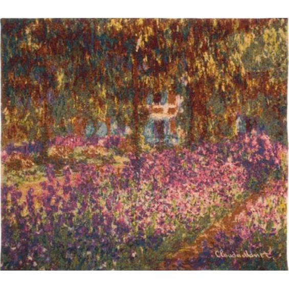 Гобелен Ирисы в саду Моне