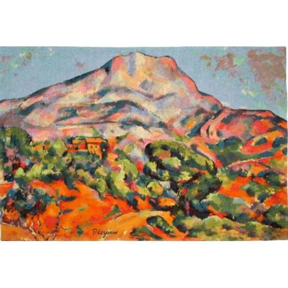 Гобелен Гора Святой Виктории