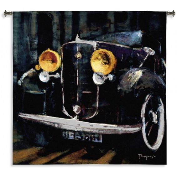 Гобелен Ретро автомобиль