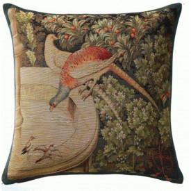 Декоративная подушка Фазан