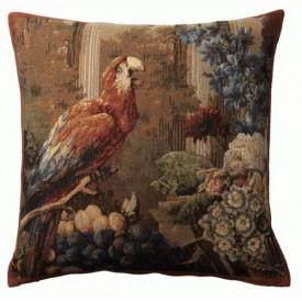 Декоративная подушка Попугай