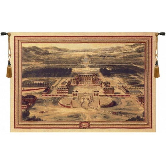 Гобелен Панорама Версаля