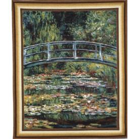 Гобелен Японский мостик (Моне)