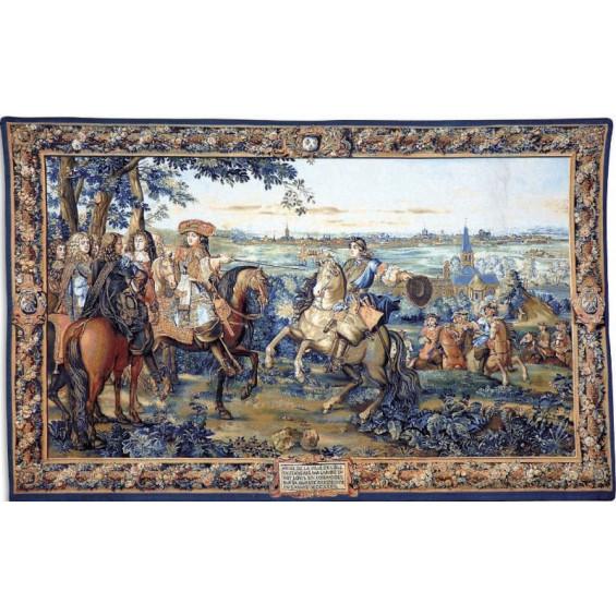 Гобелен Людовиг XIV (Взятие Лилля)