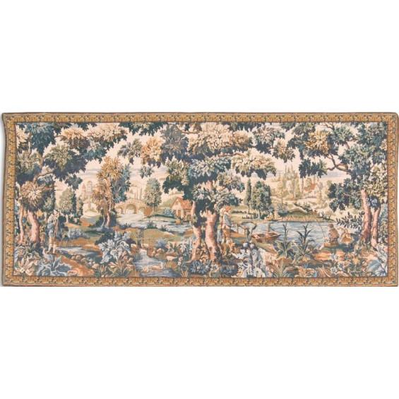 Гобелен Фламандский пейзаж