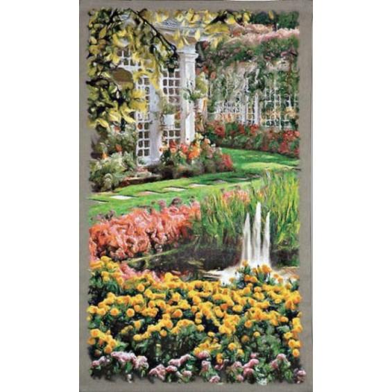 Гобелен Сад (вертикальный)