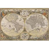 Гобелен Карта мира (16век)