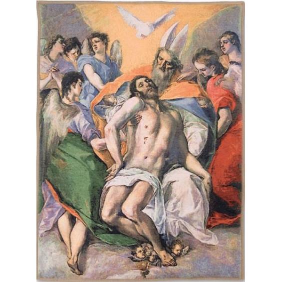 Гобелен Святая троица (Эль Греко)