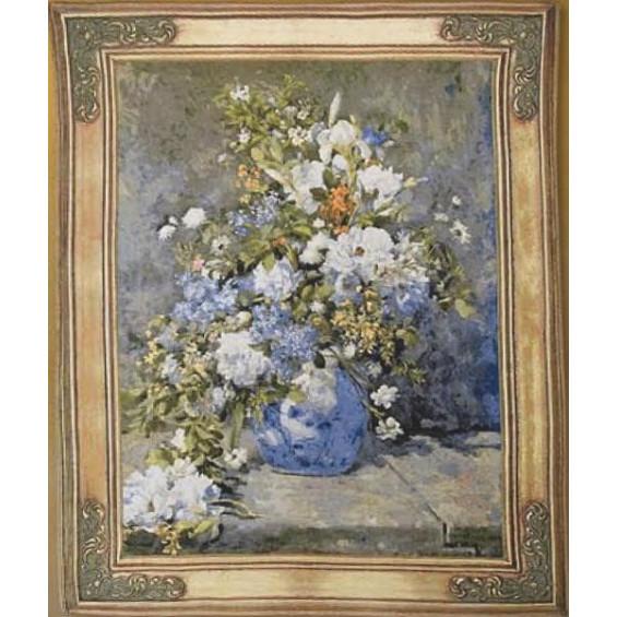 Гобелен Весенний букет (Ренуар)