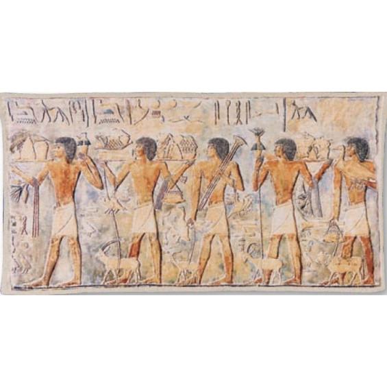 Гобелен Древний обряд часть2 (бежевый фон)