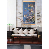 Гобелен Панель с утками