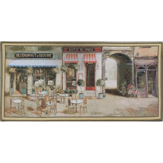 Гобелен Терраса в Париже