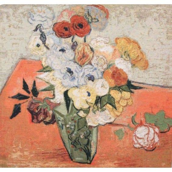 Гобелен Цветы (Ван Гог)
