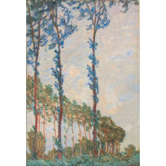 Гобелен Деревья (Клод Моне)