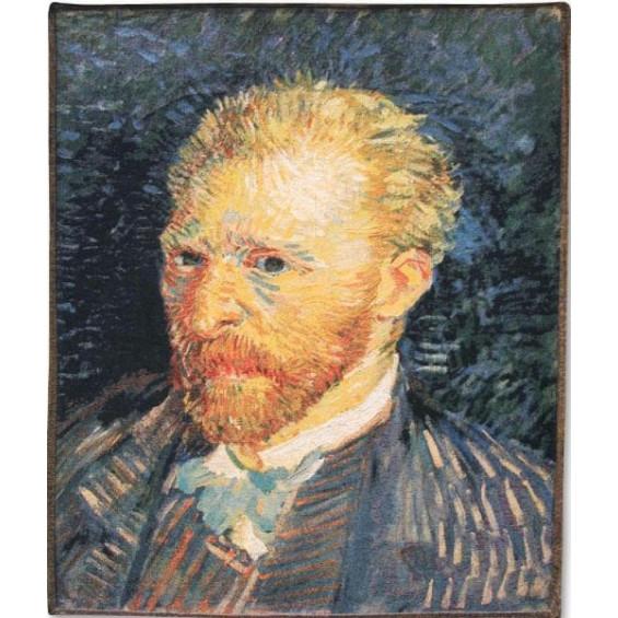 Гобелен Автопортрет (Ван Гог)