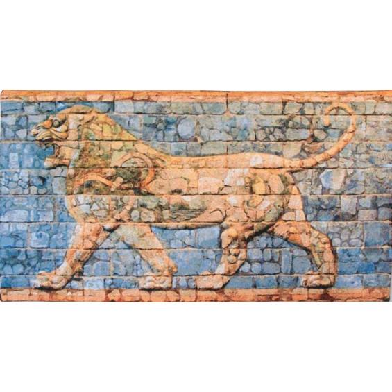 Гобелен Дорийский лев I