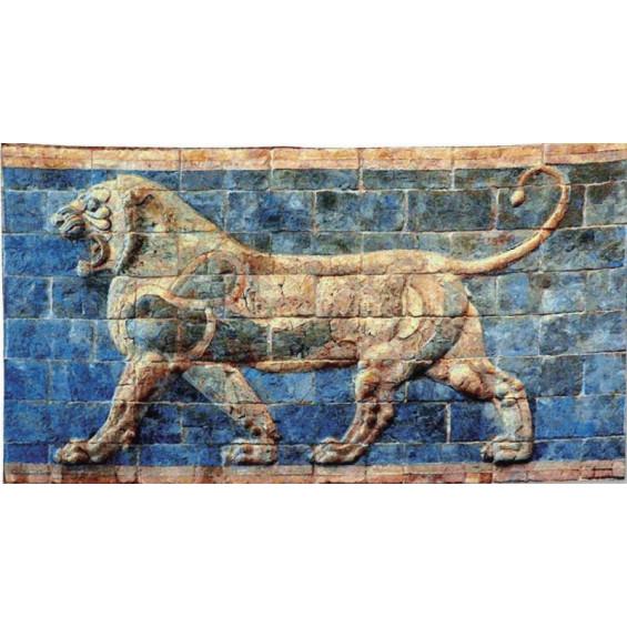 Гобелен Дорийский лев II