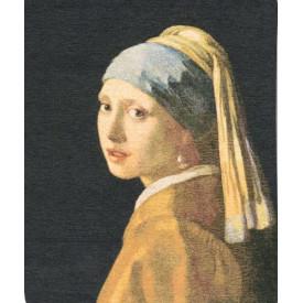 Гобелен Девушка с жемчужной серьгой (Вермеер)