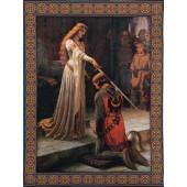 Гобелен Посвящение в рыцари (без бордюра)