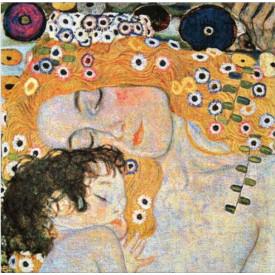 Гобелен Мать и дитя (Густав Климт)
