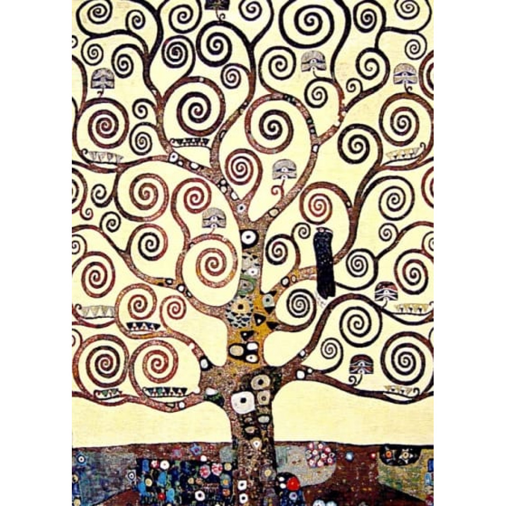 дерево жизни климт постер рецепту фото салат