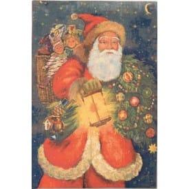 Гобелен Санта-Клаус