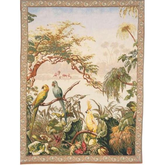Гобелен Райские птицы