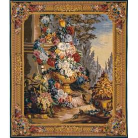 Гобелен Фрукты и цветы в прекрасном саду