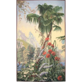 Гобелен Цветы Амараллис
