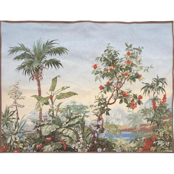 Гобелен Тропический пейзаж