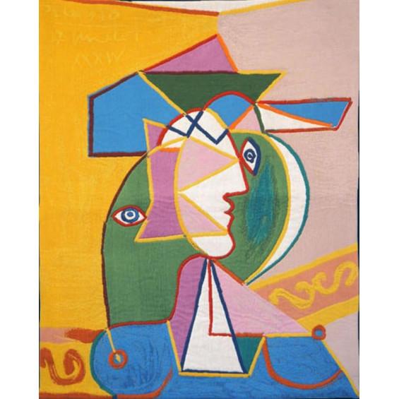 Гобелен Женщина в шляпе (Пабло Пикассо)