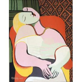 Гобелен Мечта (Пабло Пикассо)