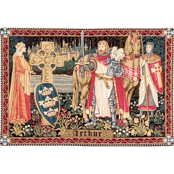 Гобелен Триумф Короля Артура