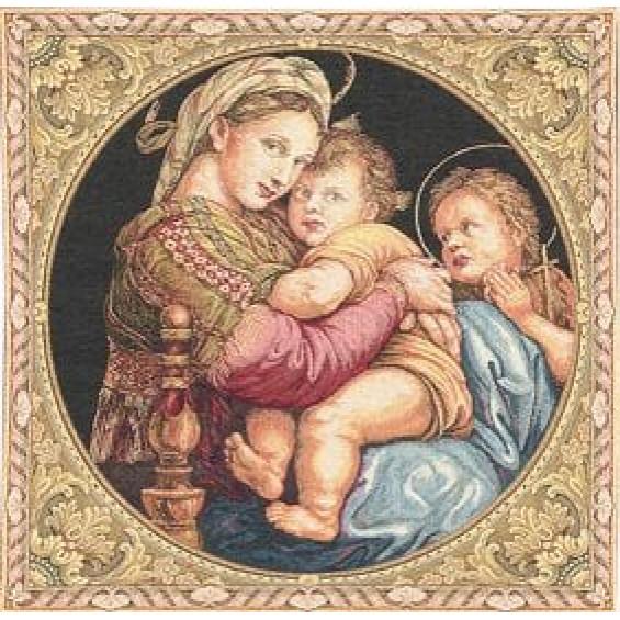 Гобелен Мадонна с младенцем