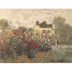 Гобелен Загородный домик (Моне)