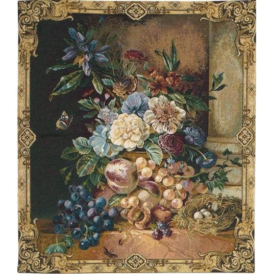 Гобелен Цветы
