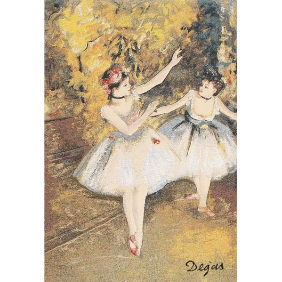 Гобелен Две танцовщицы (Дега)