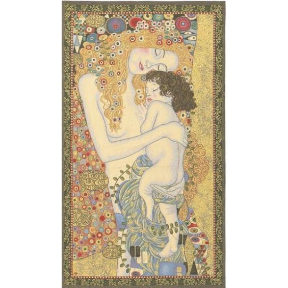 Гобелен Три возраста женщина (Г. Климт)