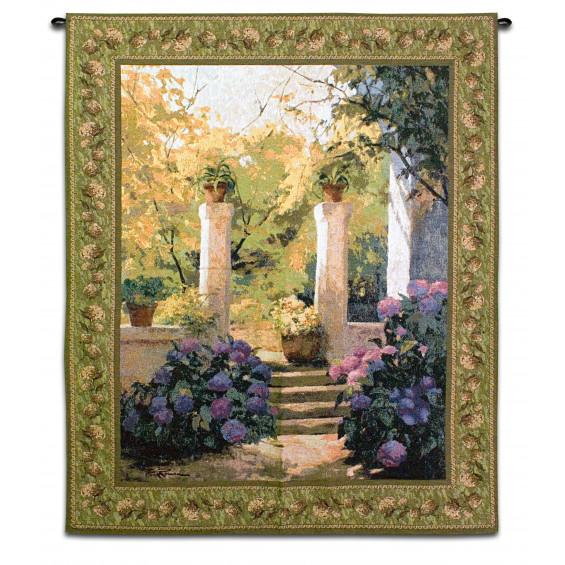 Гобелен Французский сад