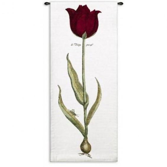 Гобелен Красный тюльпан Прекокс