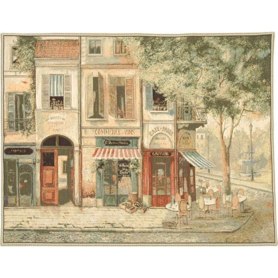 Гобелен Парижская улочка
