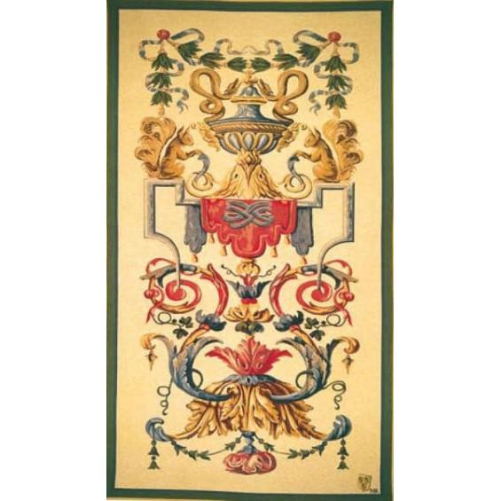 Гобелен Герб из замка Вуа Викомте