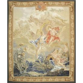 Гобелен ручной работы Клития и Аполлон