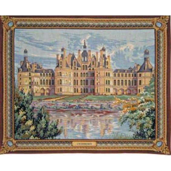 Гобелен Замок Шамбор (Франция)