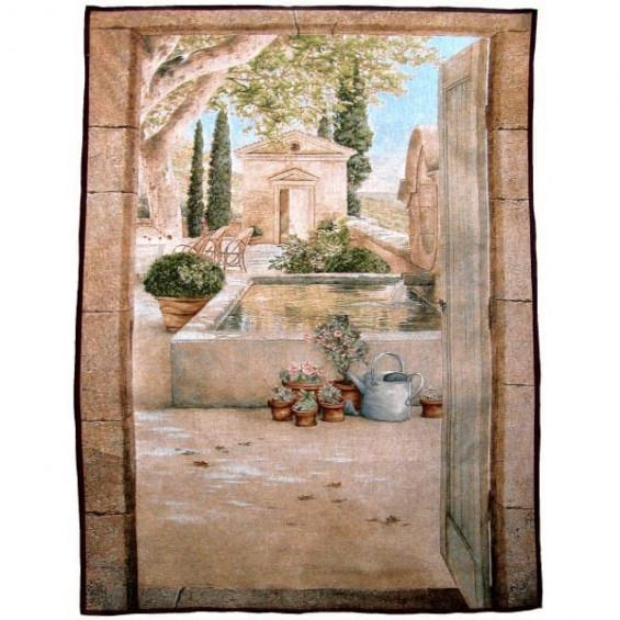Гобелен Пейзаж в Провансе