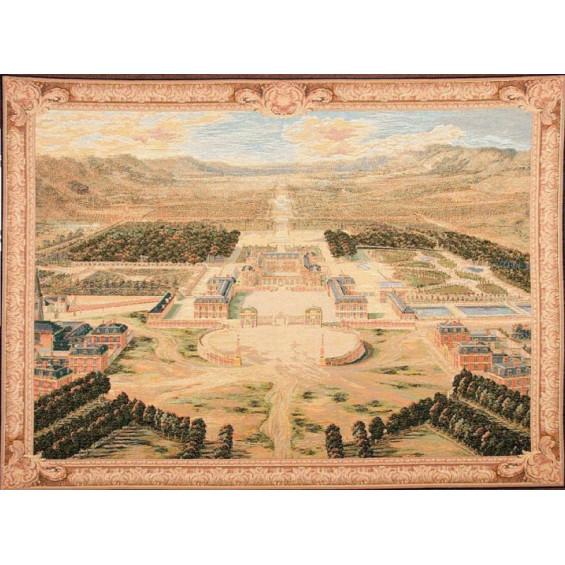 Гобелен Вид на Версаль
