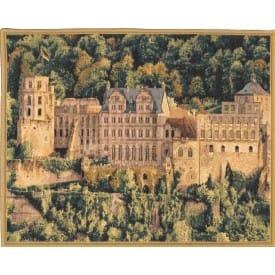 Гобелен Замок Хельдельберг