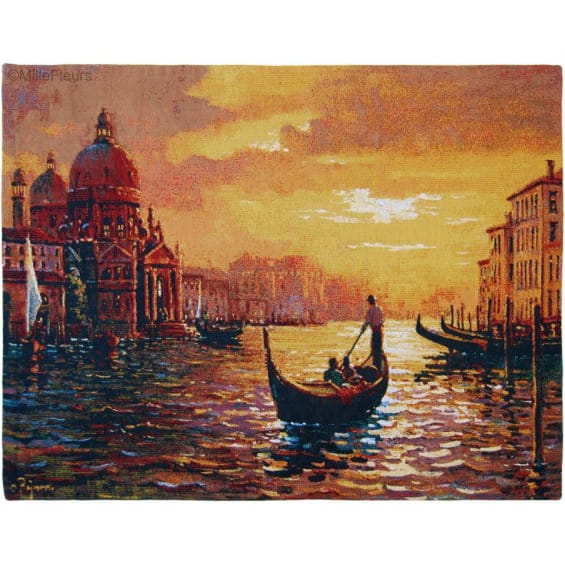 Гобелен Восход в Венеции. Пежман