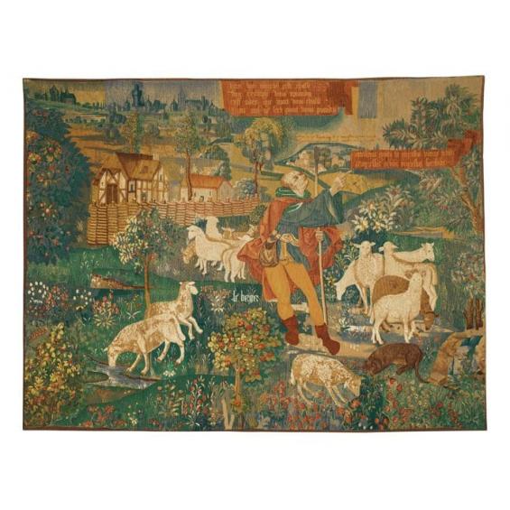 Гобелен Пастух
